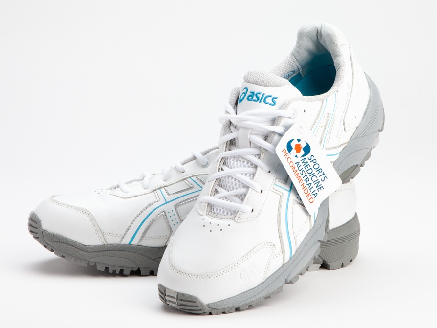 The design of the Gel-Melbourne OA shoes